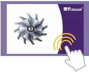 JAGUAR PLC control system